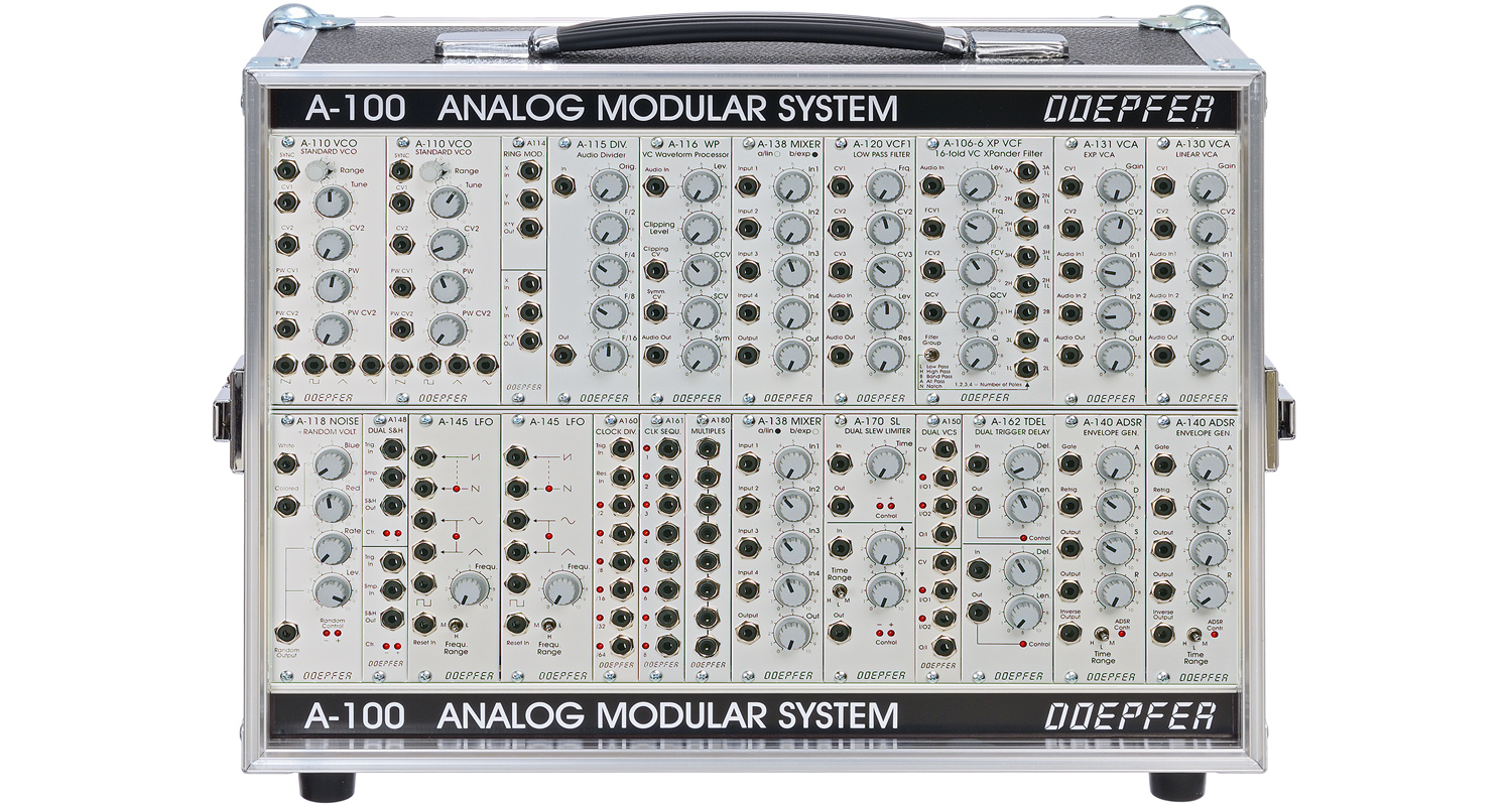 A-100 Systems