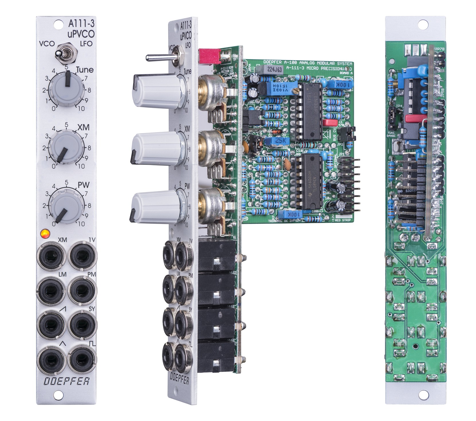 A 111 3 Micro Precision Vco Diagram Basiccircuit Statevariablelowpassfiltercircuitdiagram Click To Enlarge